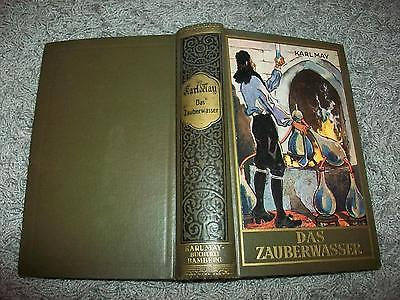 Karl May - Bamberg Verlag -  Das Zauberwasser - Bd. 48