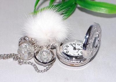 Kettenuhren +++ Uhrenketten +++ Große Auswahl +++ viele Ketten +++ Ladies