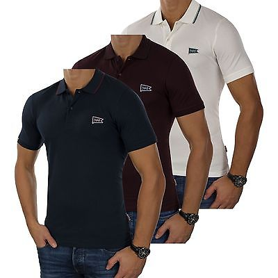 dcc3fda6cc28 JACK   JONES Herren Poloshirt jorBRAND Polohemd Pique Elasthan Slim Fit 2717