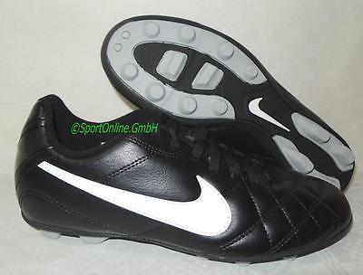 NEU Nike Tiempo Rio FG-R Junior Fußballschuhe 509035-010 TOP