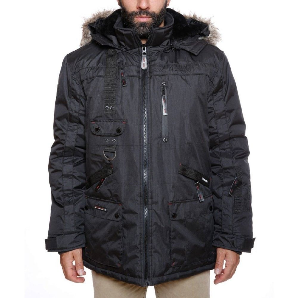 Geographical Norway Parka Chir Jacke Winterjacke Funktionsjacke Alaska Winter