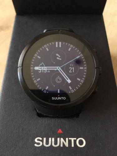 Suunto Spartan Ultra All Black Titanium HR