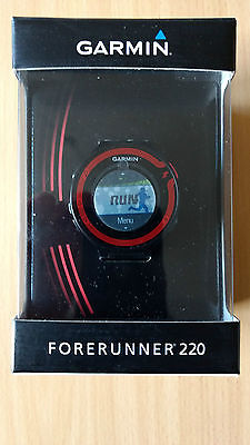 Garmin Forerunner 220 in OVP