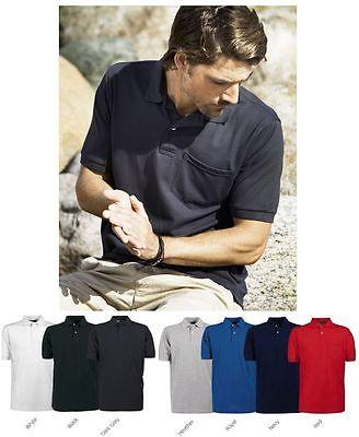 TeeJays Herren Polo Shirt Poloshirt S - XXXL XXXXL 5XL