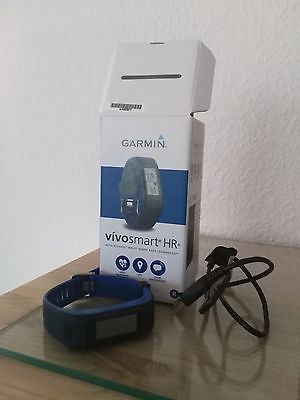 Garmin Vivosmart HR+ Fitnesstracker GPS