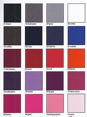 (5,90€ pro Meter)  Anti Pilling Fleece, verschiedene Farben, Stoff 50 cm / 0,5 m