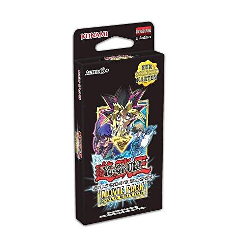 Yu-Gi-Oh! YGO-542149-DE - The Dark Side of Dimensions - Movie Pack Gold Edition - Deutsch