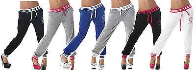 Jogginghose Damen Haremhose Sport Fitness Training Homewear Laufhose 34 36 38 40