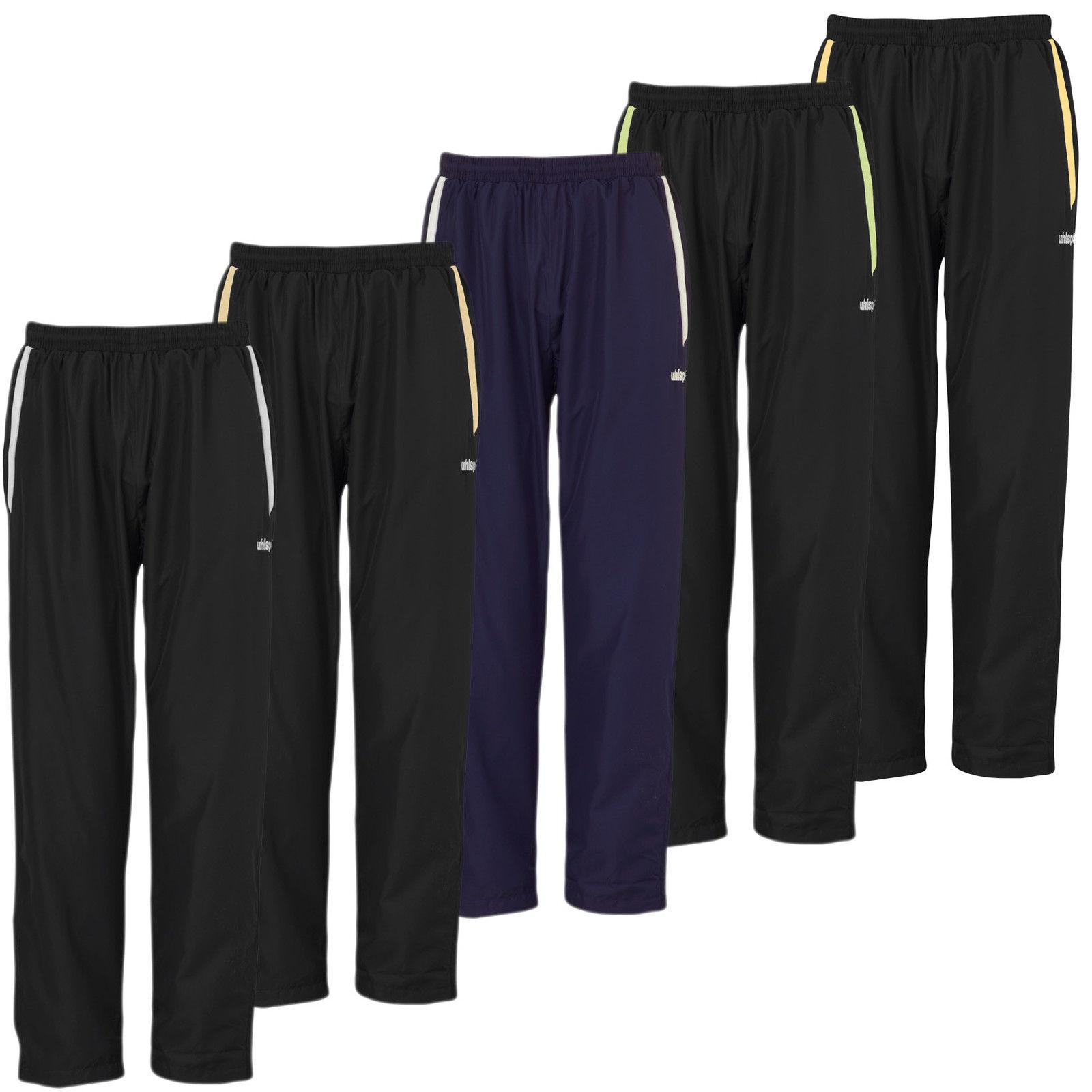 Uhlsport TEAM Woven Pant Polyesterhose Sporthose Hose lang Fußballhose Anzughose