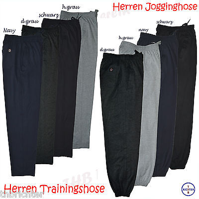 Herren Trainingshose Jogginghose Freizeithose Sweathose Fitnesshose Sport Hose