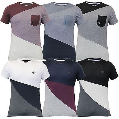 Mens Short Sleeved Mesh T Shirts By Soul Star