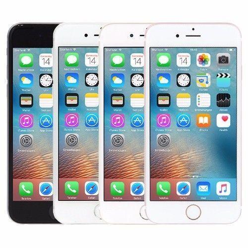 Apple iPhone 6S 128GB - verschiedene Farben - ohne Simlock Wie neu!