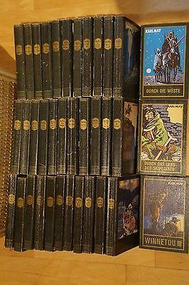Karl May Bücher Romane Sammlung Taschenbücher Winnetou klassische Meisterwerke
