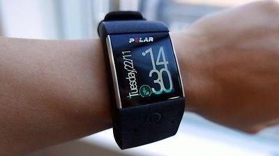 Polar M600 Smartwatch Black NEU
