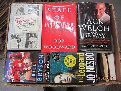 54 Bücher englische Bücher Romane Sachbücher Reiseführer Bildbände u.a.