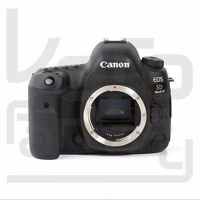 Neu Canon EOS 5D Mark IV DSLR 30.4MP Full-Frame Camera Touchscreen (Body Only)