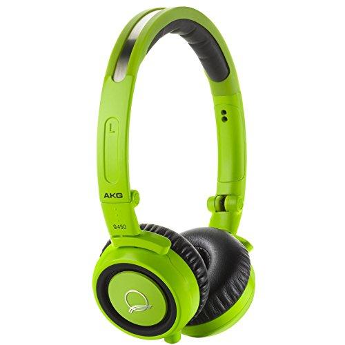 AKG Q460 Quincy Jones High Performance faltbare Mini Kopfhörer - grün
