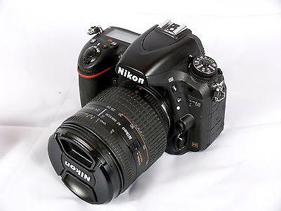 Nikon D750 (Vollformat) mit Nikkor 24-85mm 1:2,8-4