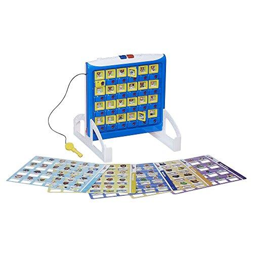 Hasbro Spiele B2226100 - Wer ist es? Entschlüsselt, Kinderspiel
