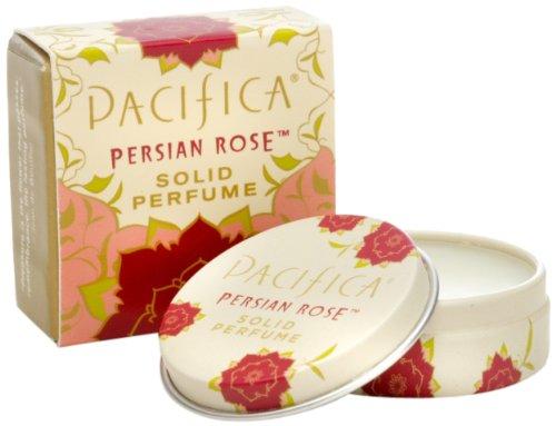 Pacifica Persian Rose Parfüm, feste Konsistenz, 10 g