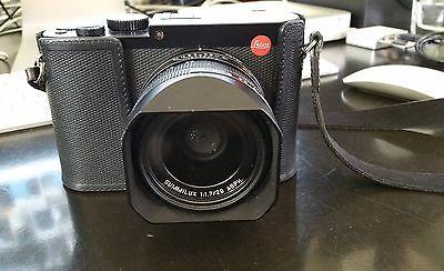 Leica Q Typ 116 26.3MP Digitalkamera - Schwarz +Top Zustand+