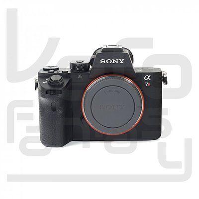 NEW Sony Alpha a7RII Mirrorless Digital Camera Body Only a7R II Mark2 Mk 2