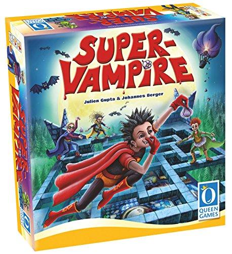 Queen Games 30050 - Super Vampire