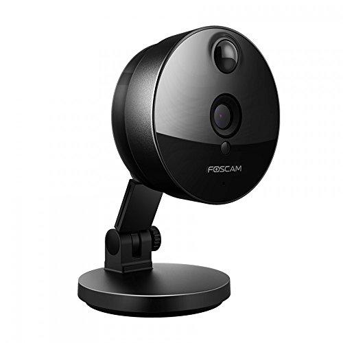 Foscam C1 HD 720P Funk-Plug-and-Play IP WLAN Kamera / Überwachungskamera mit IR Nachtsicht , Bewegungserkennung , Bewegungsmelder, P2P