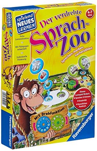 Ravensburger 25004 - Der verdrehte Sprach-Zoo
