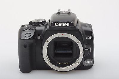 Canon EOS 400D digitale Spiegelreflexkamera DSLR 10,1 Mio Pixel  / Z62
