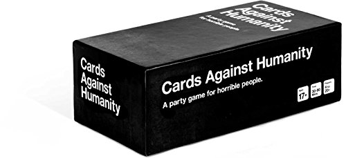 Cards Game Against Humanity Main Game, Base Pack Set, US version