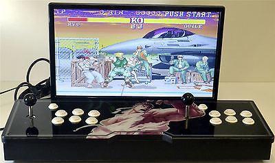 Pandora's Box 4 Arcade Machine Console 645 Classic Retro Games Jamma Plug & Play