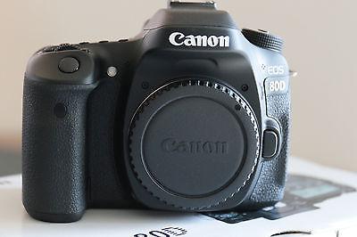 Canon EOS 80D  Gehäuse, wie NEU, Garantie!!!!