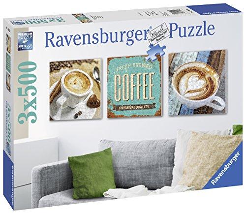Ravensburger 19919 - Dreifacher Kaffeegenuss