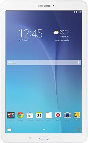 Samsung SM-T560NZWADBT (24,34 cm (9,6 Zoll) WXGA TFT-Touchscreen) weiß (Zertifiziert und Generalüberholt)