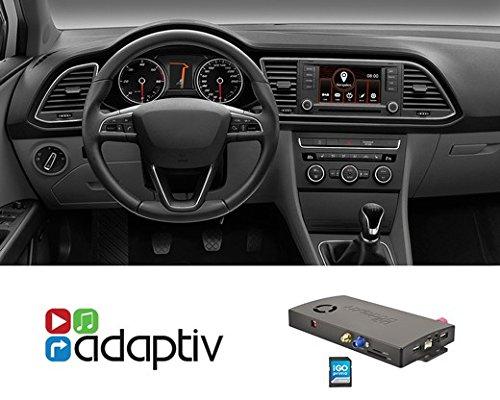 Adaptiv ADV-MIBST- Seat Upgrade Set mit Navigation