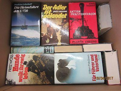 33 Bücher Romane Weltkriegsromane Kriegsromane