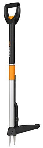 Fiskars Teleskop-Unkrautstecher SmartFit, schwarz