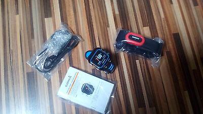 Garmin Forerunner 920XT HRM Multisport-GPS-Uhr (Schwimm, Rad-, Laufeffizienzwert