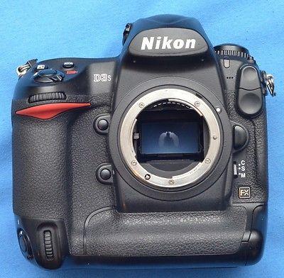 Nikon D3s guter Zustand