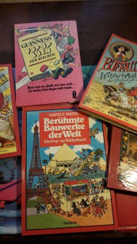 Pop-up-Buch Sammlung (Außergewöhnlich, 5 Stk.)