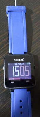 Garmin Vivoactive Sport GPS Smartwatch Schwarz Fitnesstracker Aktivitätstracker
