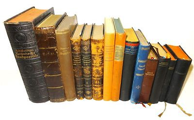 Konvolut antiquarische Bücher Sammlung Lot Religion Theologie Christentum