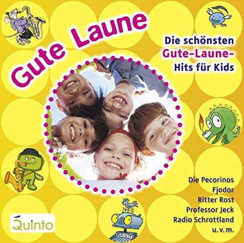 Gute Laune: DieschönstenGute-Laune-Hits für Kids