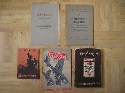 Sammlung Kriegsbücher