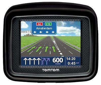 TomTom Urban Rider Europa CE 19 IQ GPS Motorrad Navi PRO 3 Wasserfest WOW