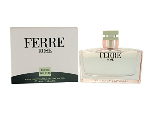 Gianfranco Ferre Ferre Rose 'Eau de Toilette Spray 100 ml