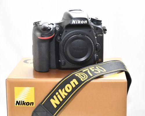 Nikon D750, D 750, absolut neuwertig, Top Zustand, mit Restgarantie