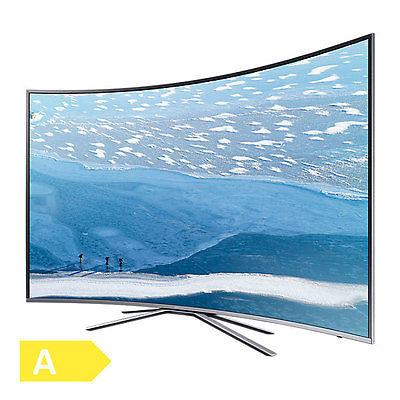 Samsung UE-55KU6509 138cm Curved Ultra HD 4K LED Fernseher Smart TV WLAN HDR