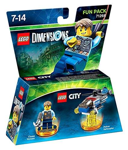 LEGO Dimensions - Fun Pack - Lego City